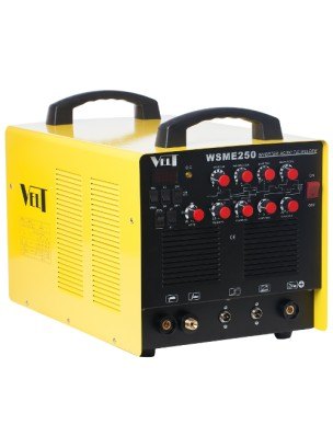 Velt WSME 250 Invertor 230V TIG/MMA (AC/DC) Aluminiu
