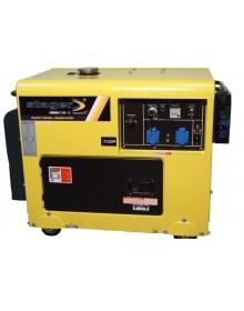 Generator de curent Stager DG 5500S+ATS