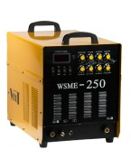 Velt WSME 250 Invertor TIG/MMA (AC/DC) 400V Aluminiu